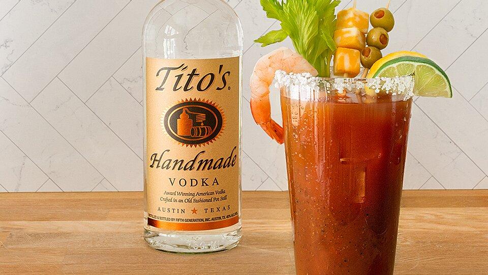 Tito's Bloody Mary