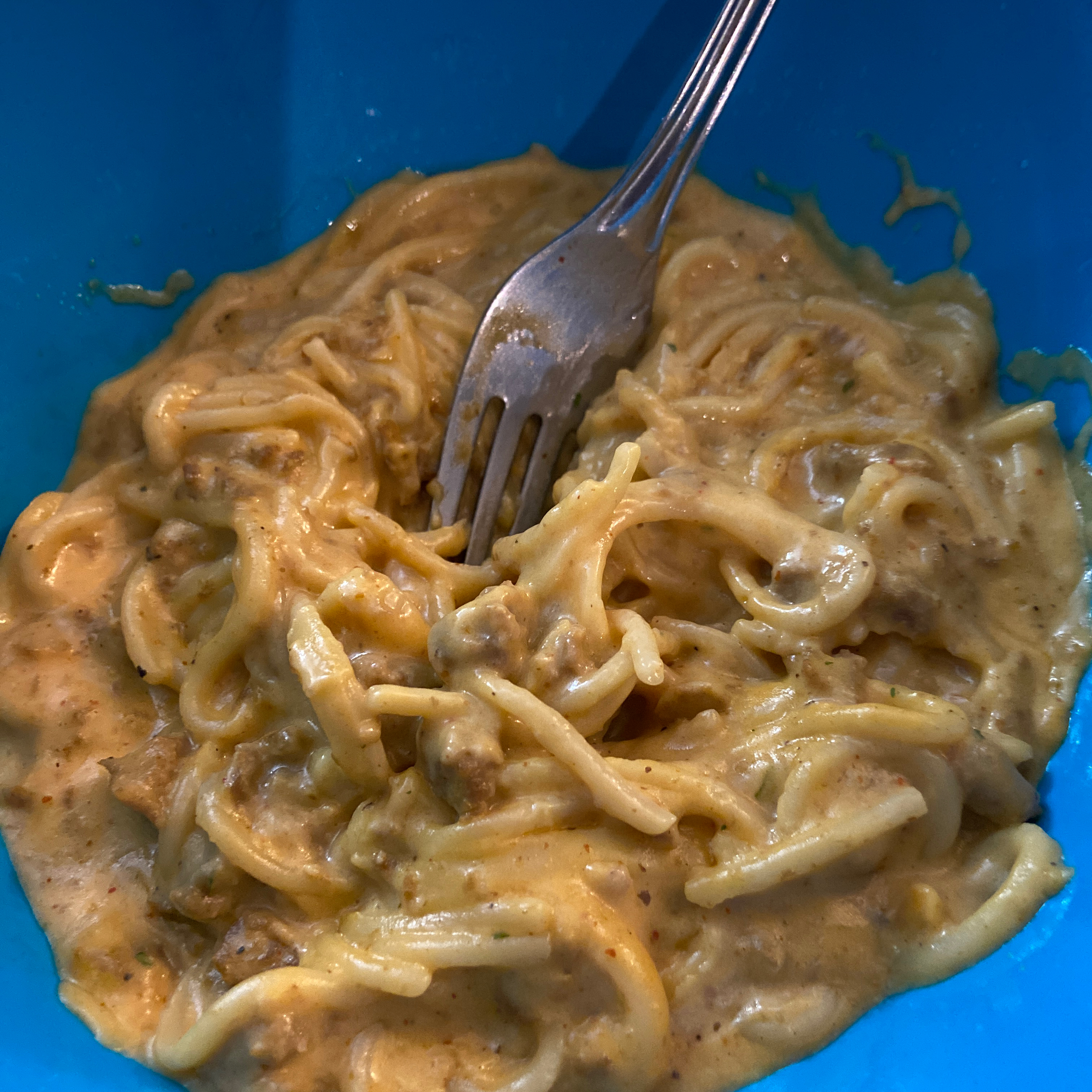 One-Pot Chicken Fajita Penne Pasta Fee