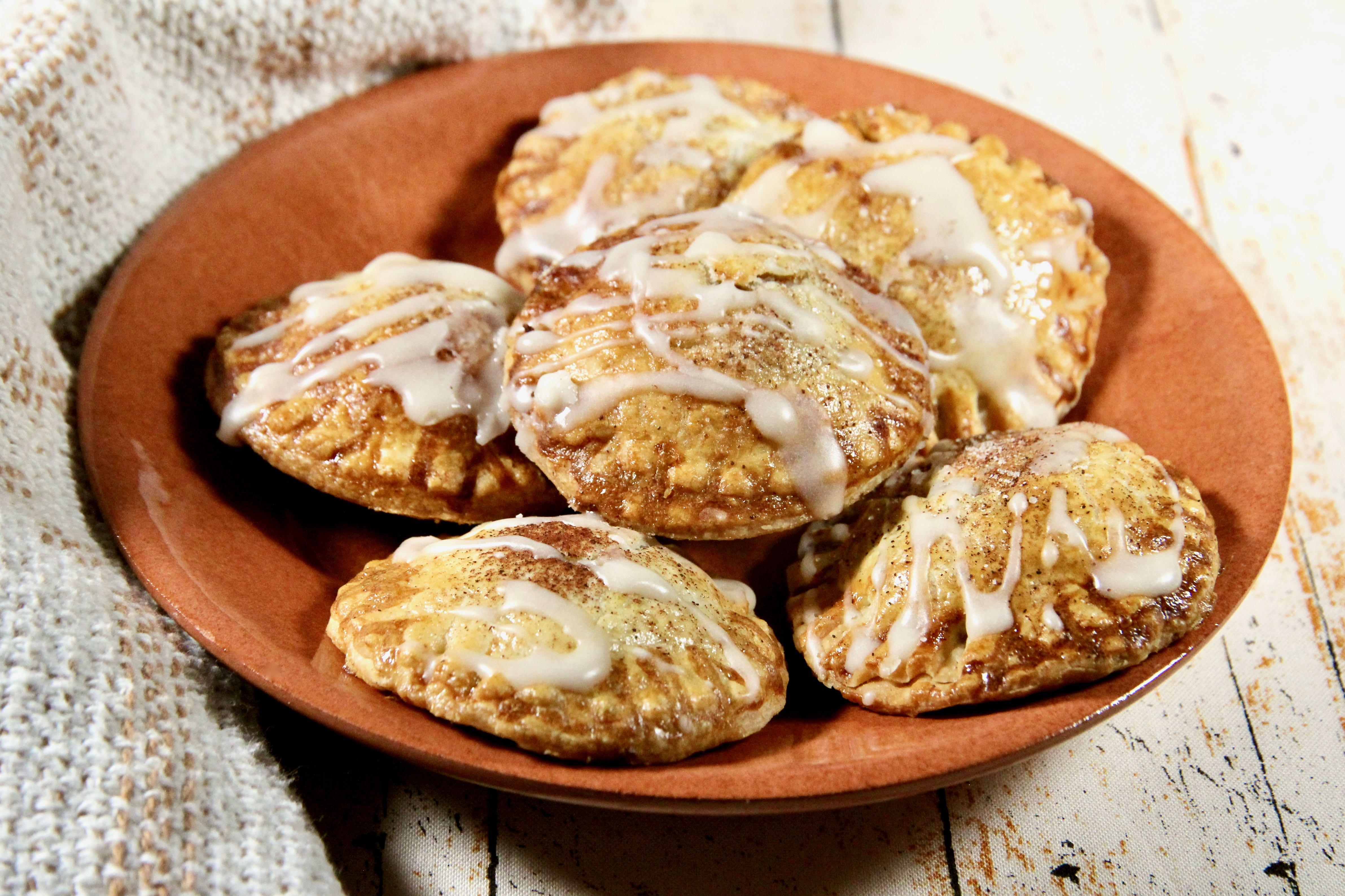 Air Fryer Walnut-Pumpkin Pie Cookies