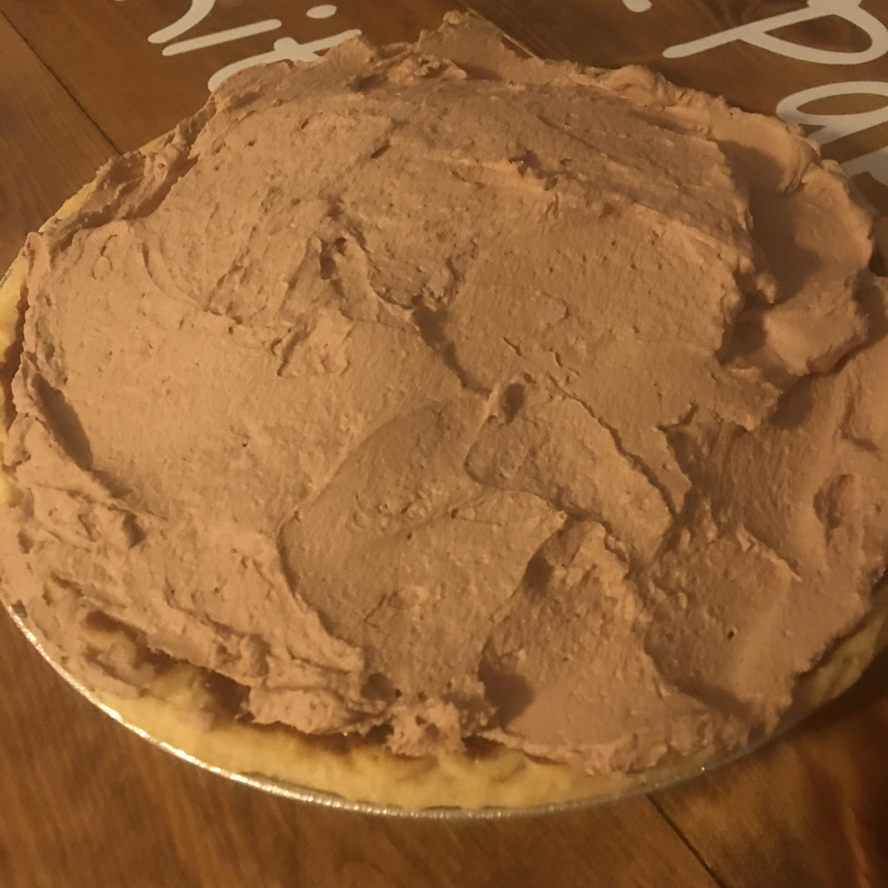 Chocolate Mousse Pie Valorie Franklin