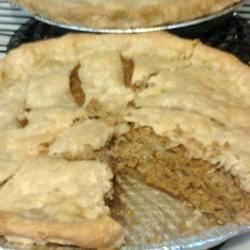 Tourtiere (French Pork Pie)