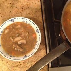 Delicious Mushroom Soup Daysofourlives