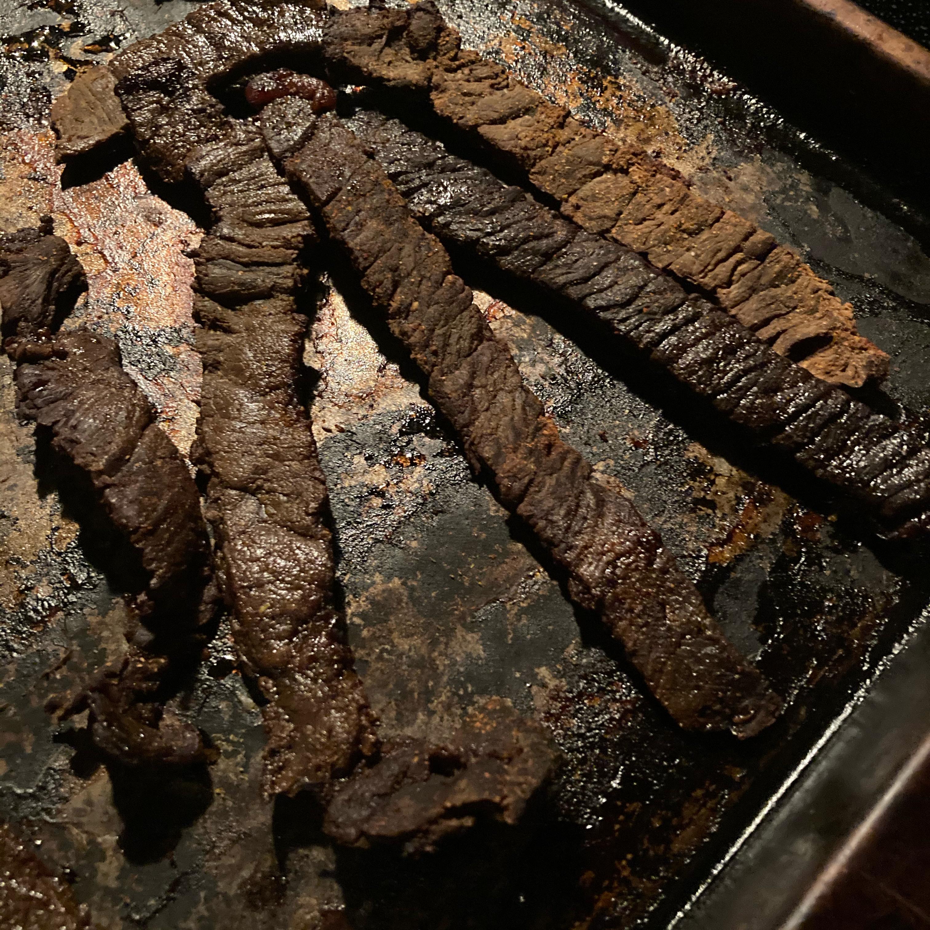 Beef Jerky Kim Hanson
