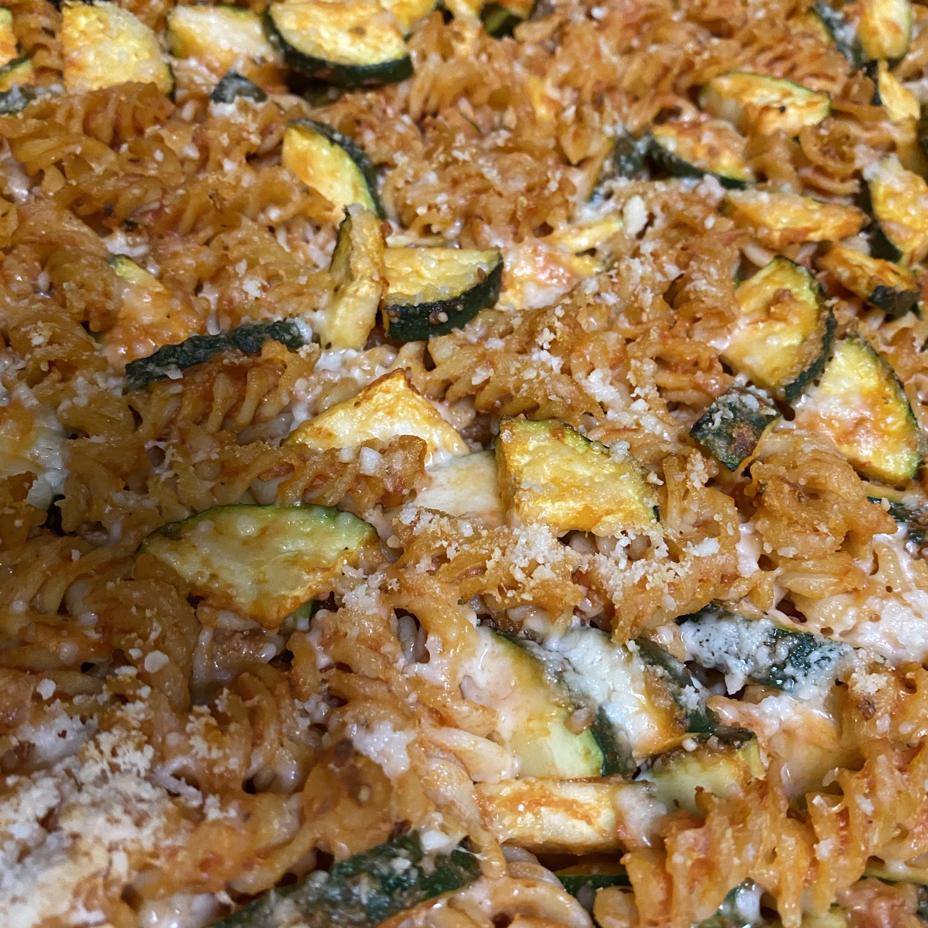 Roasted Zucchini Casserole Brooke Ashlee Watkins