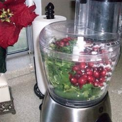 Cranberry Salsa luvs2tain