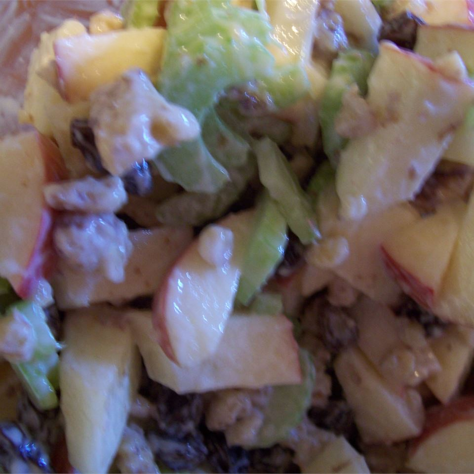 Simple Waldorf Salad mama_duck