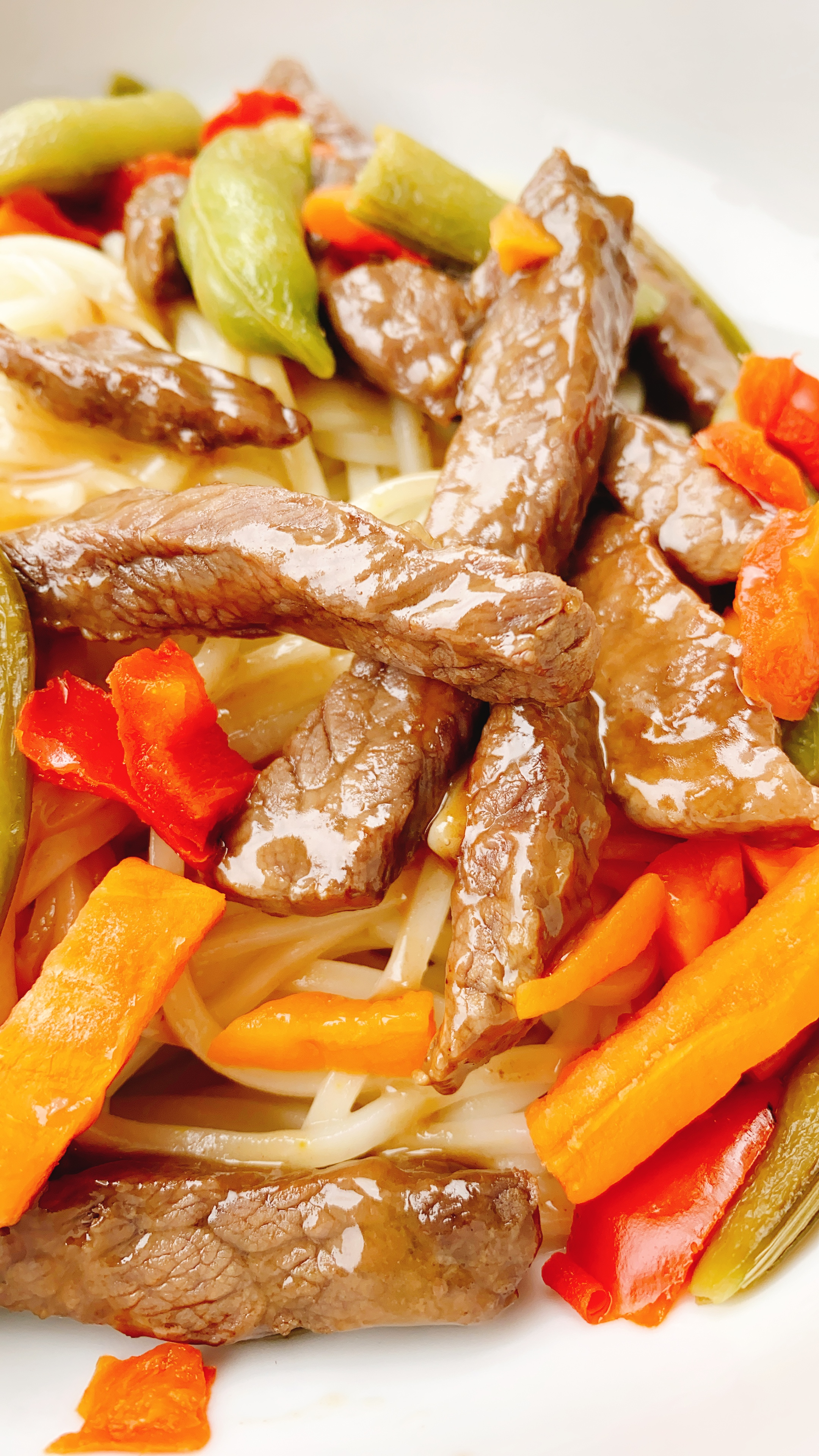 Beef Teriyaki Noodle Bowl
