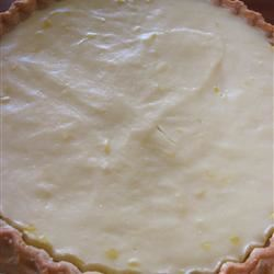 Sour Cream Lemon Pie MrsFisher0729