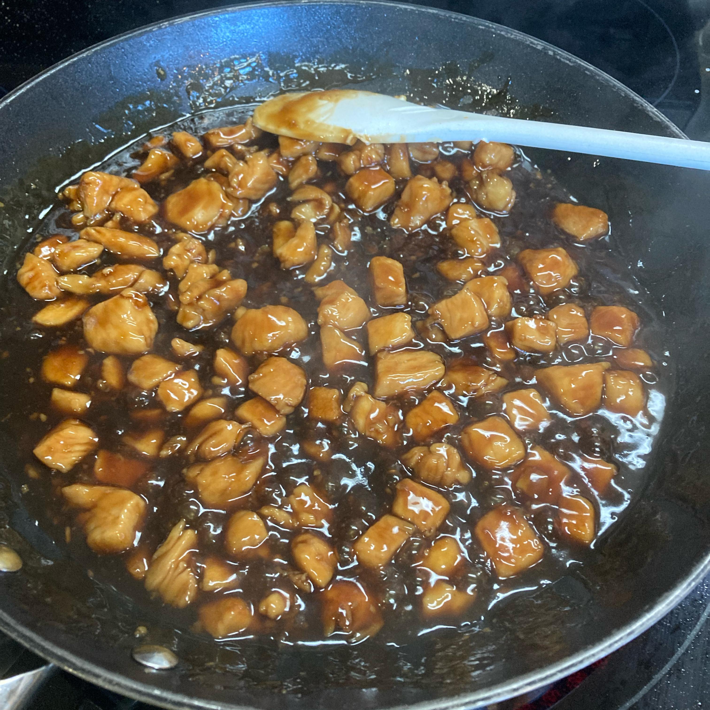 Honey Garlic Sauce MickeyMouse