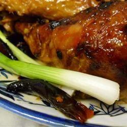 General Tso's Whole Turkey