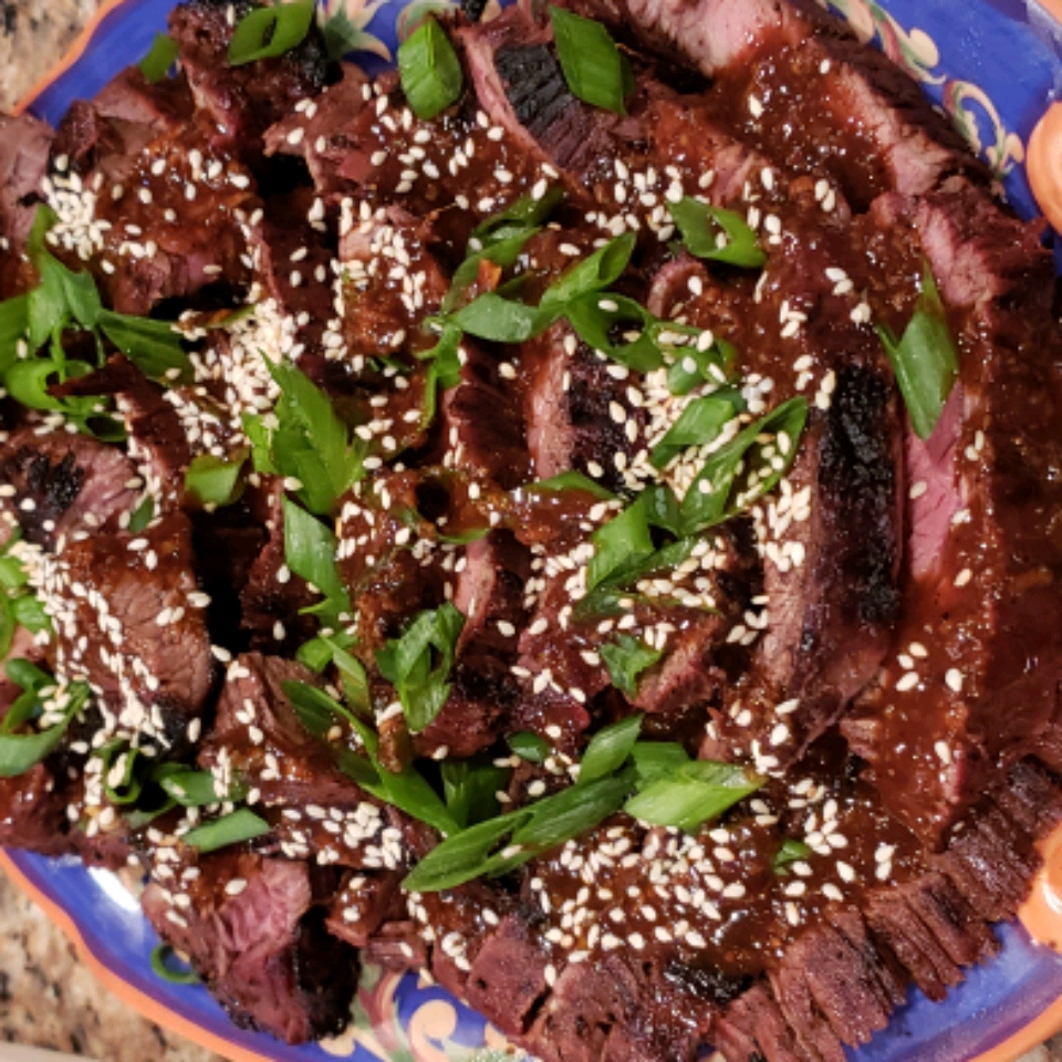 Grilled Hoisin Beef Tom Cino