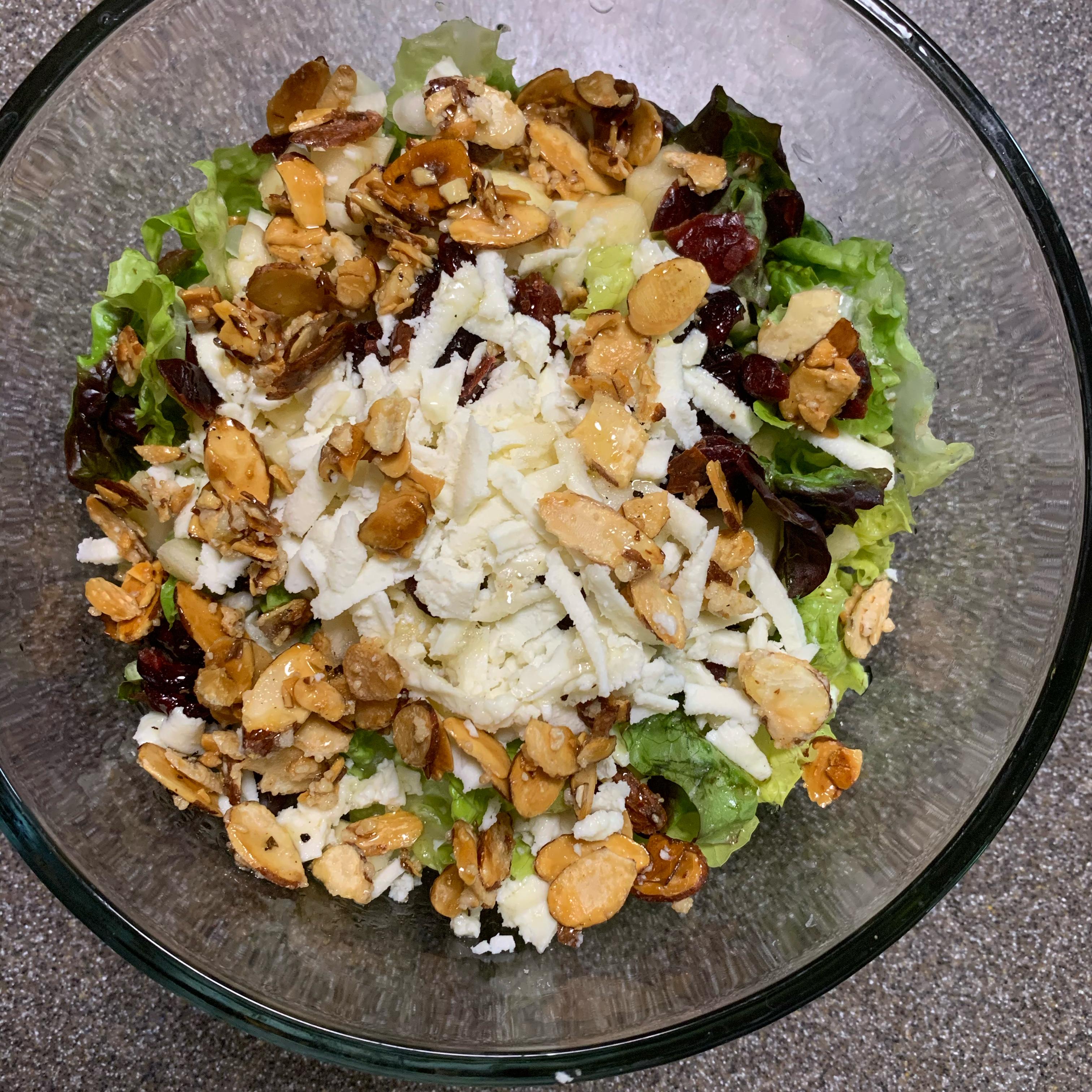 Cornucopia Salad Elgie