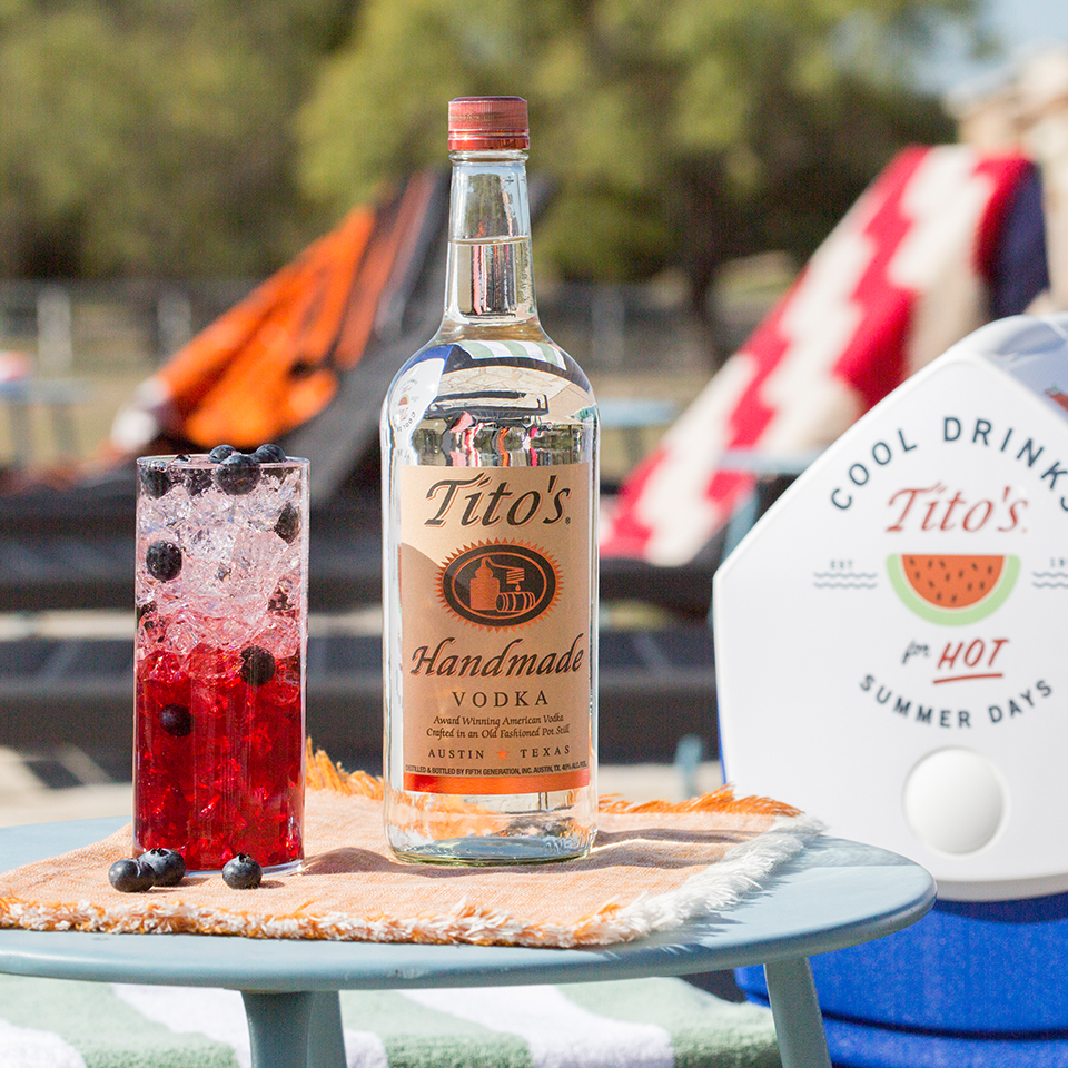 Tito's Red, White & Boozy