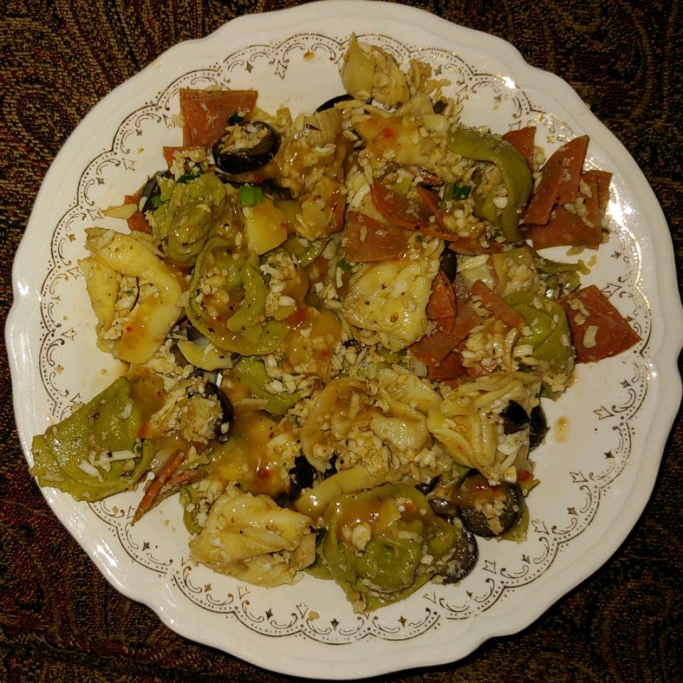 Tortellini Salad Suzanne