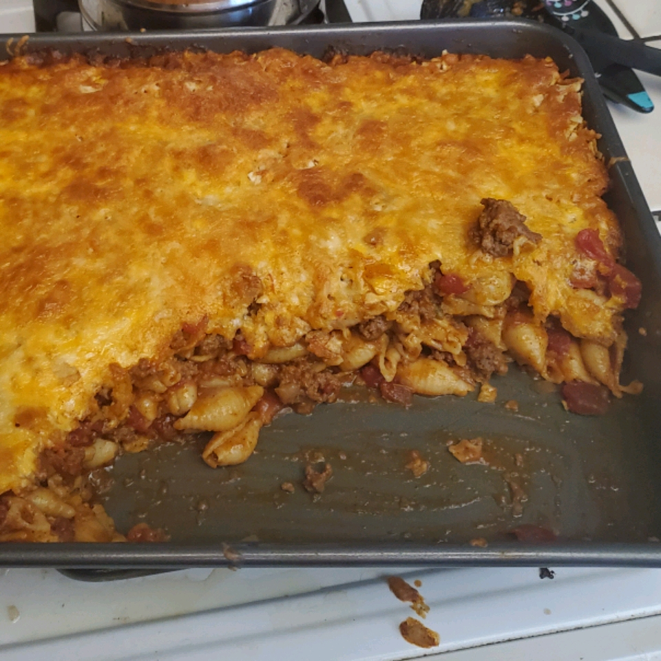 Taco Casserole Ravin