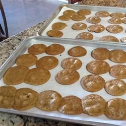 Triple the Ginger Cookies Joni