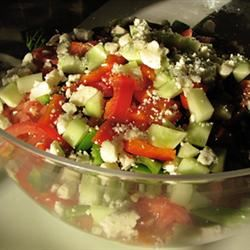 Greek Salad I Maggixial