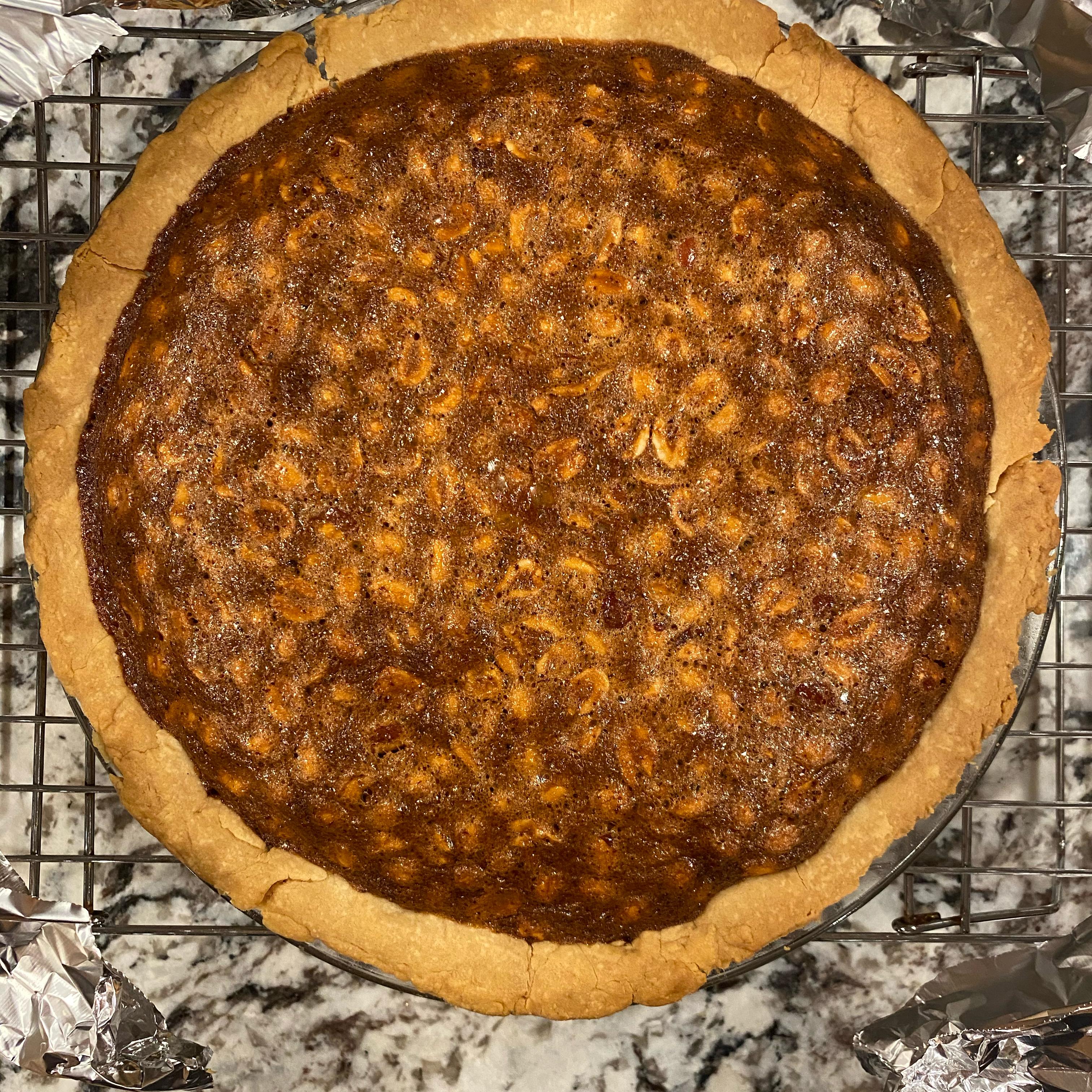 Southern Peanut Butter Pie Jessi C.