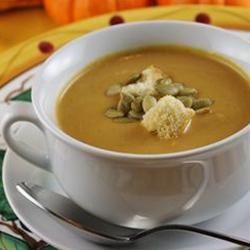 Curry Pumpkin Soup naples34102