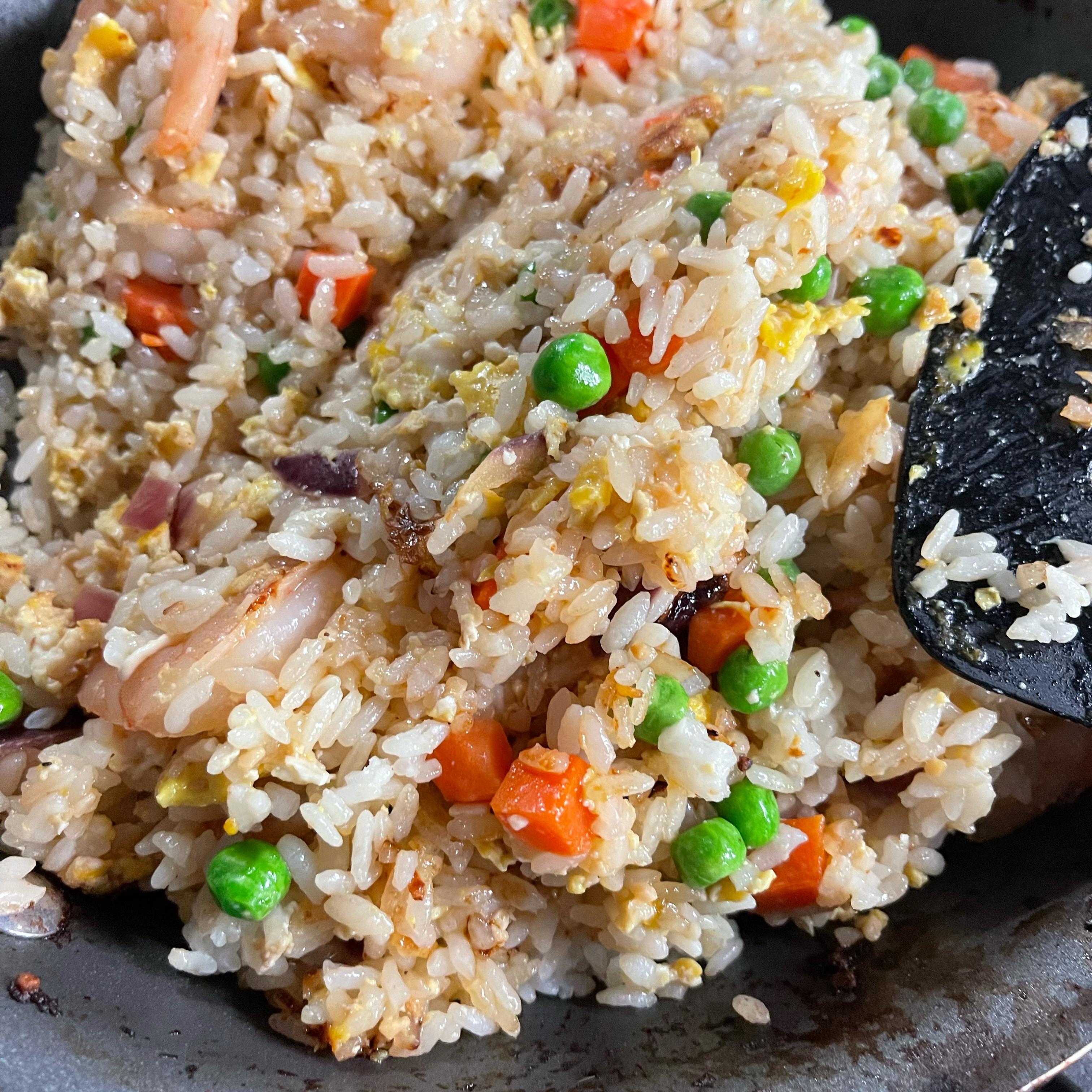 Fried Rice with Cilantro Christine Lê