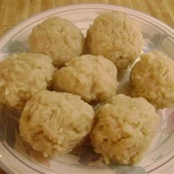 Original Kumla Recipe from Mom