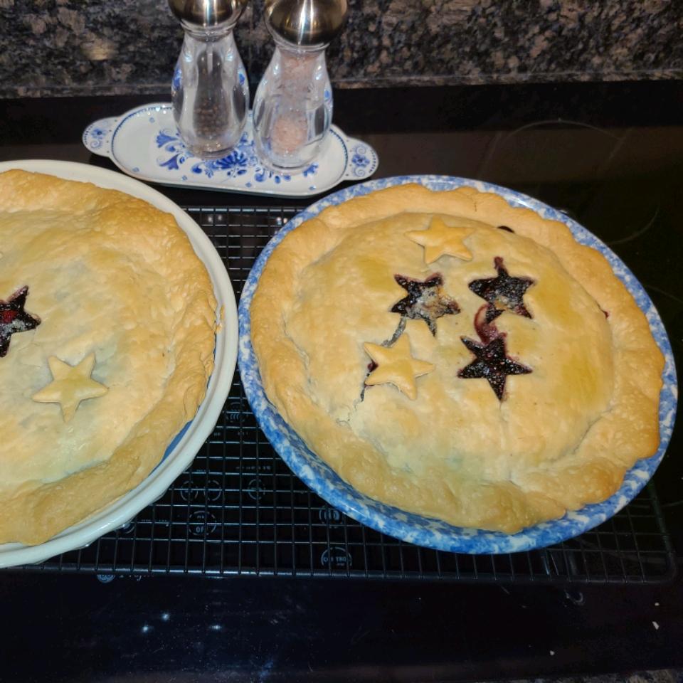 Mulberry Pie