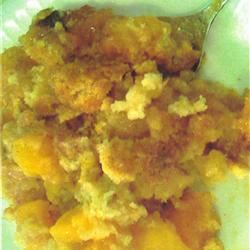 Cantaloupe Crunch **Trinity**