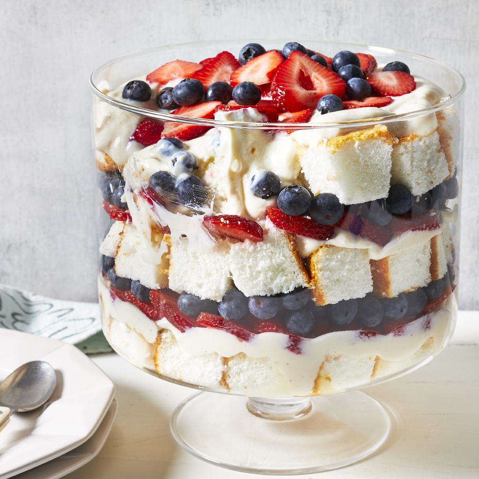 Summer Fruit Trifle Trusted Brands