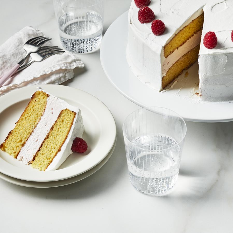 Lemonade Cake I Trusted Brands