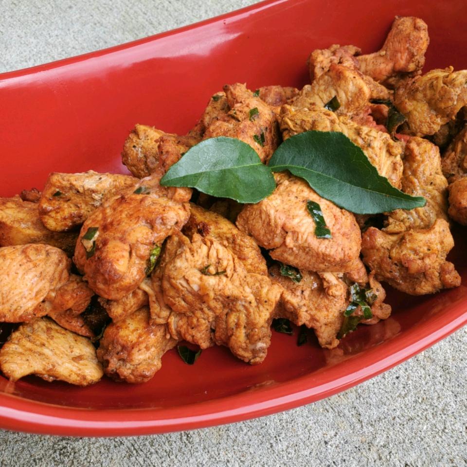 Indian Chicken 65