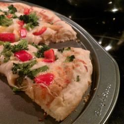 Garlic Lover's Pizza Crust for the Bread Machine KATHYP100