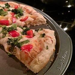 garlic lovers pizza crust for the bread machine recipe