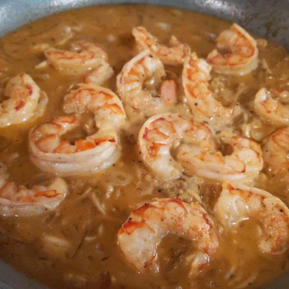 Easy Shrimp Mozambique Rene Lafayette
