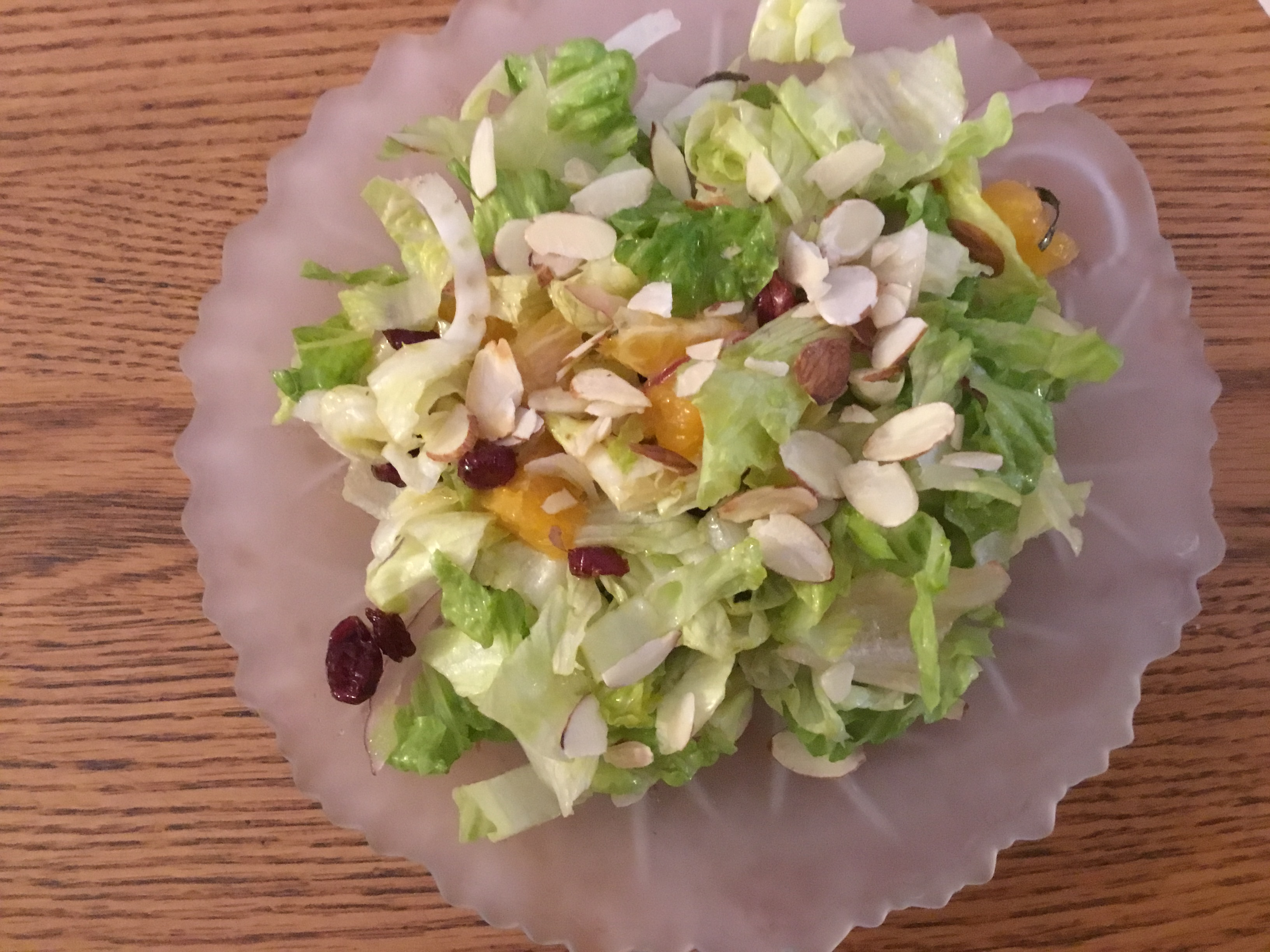 Spring Salad with Fennel and Orange Cookin' G Ma