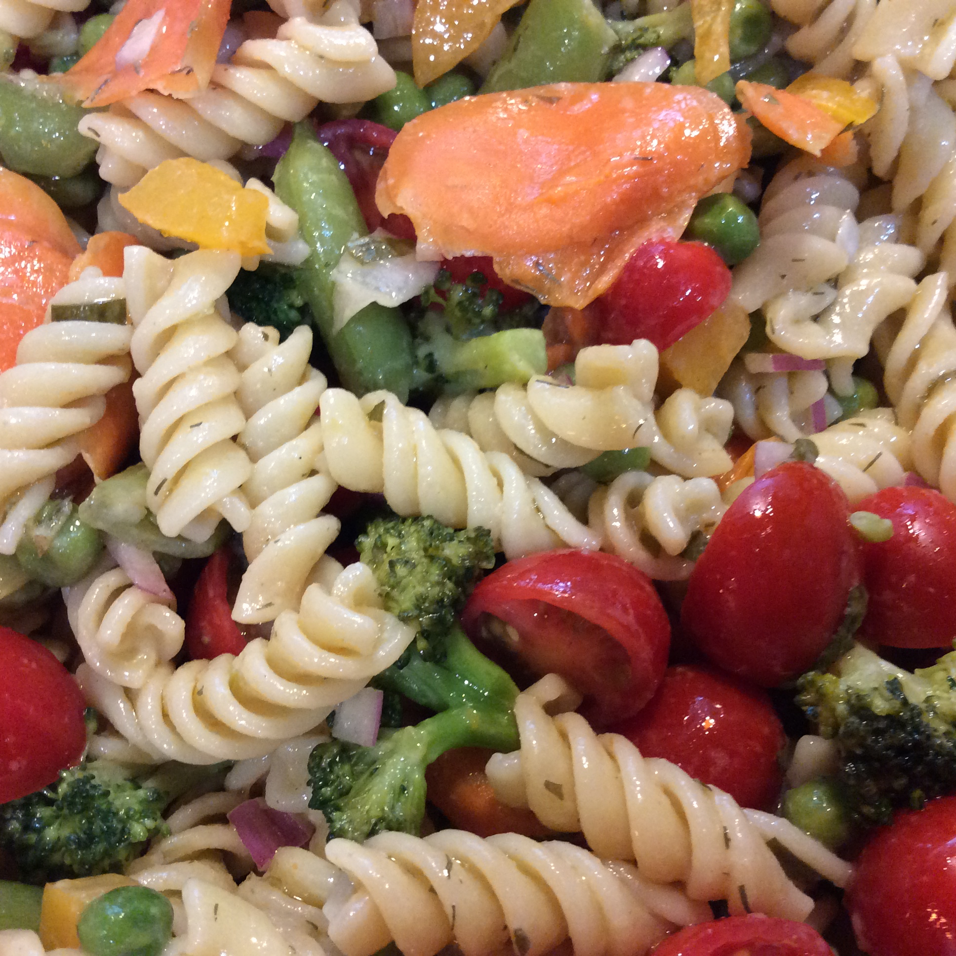 The Perfect Picnic Pasta Salad LisaMiller