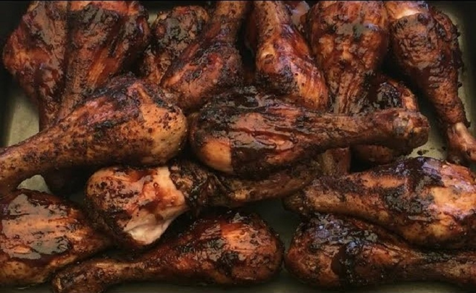 Smoked Chicken Drumsticks whoshungry