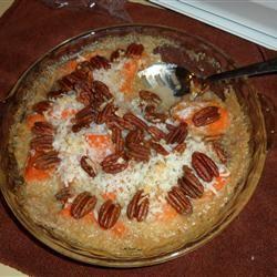 Sweet Sweet Potato Casserole LeAnn Schmidt Rohde