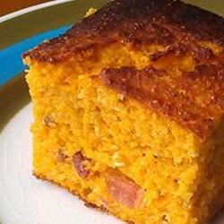 Bacon Sweet Potato Cornbread Always Cooking Up Something