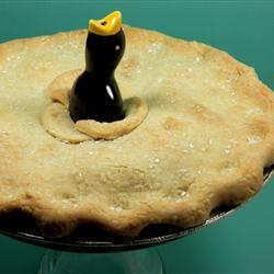 Flaky Food Processor Pie Crust Seeker