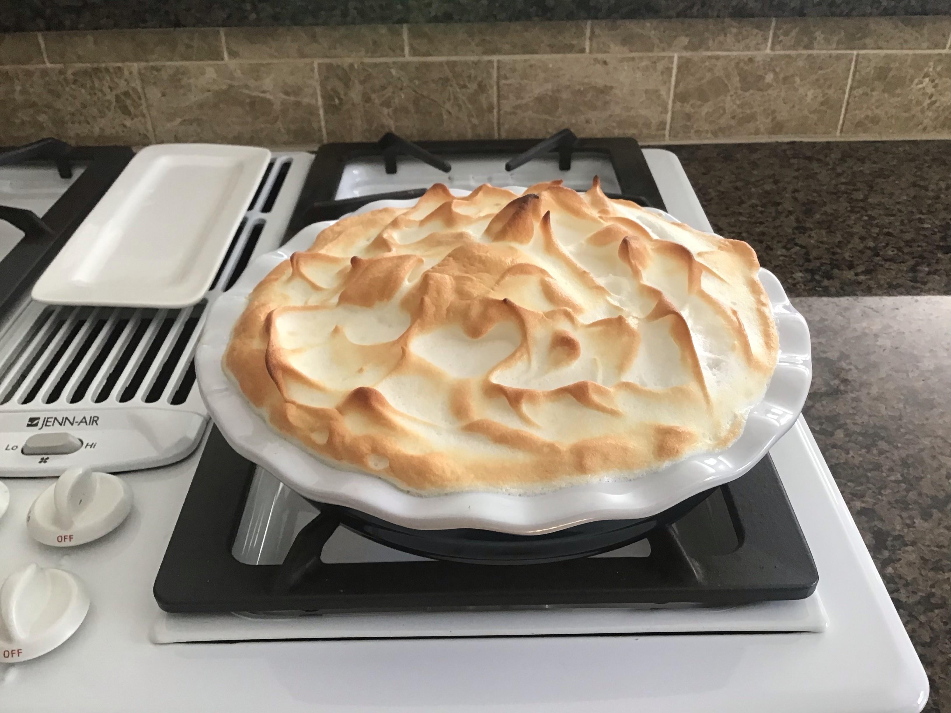 Southern-Style Baked Banana Pudding