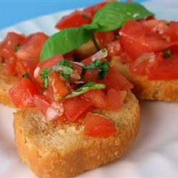 Bruschetta with Shallots naples34102