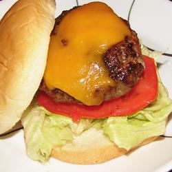 Teriyaki Onion Burgers