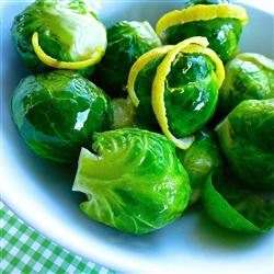 Honey Dijon Brussels Sprouts lutzflcat