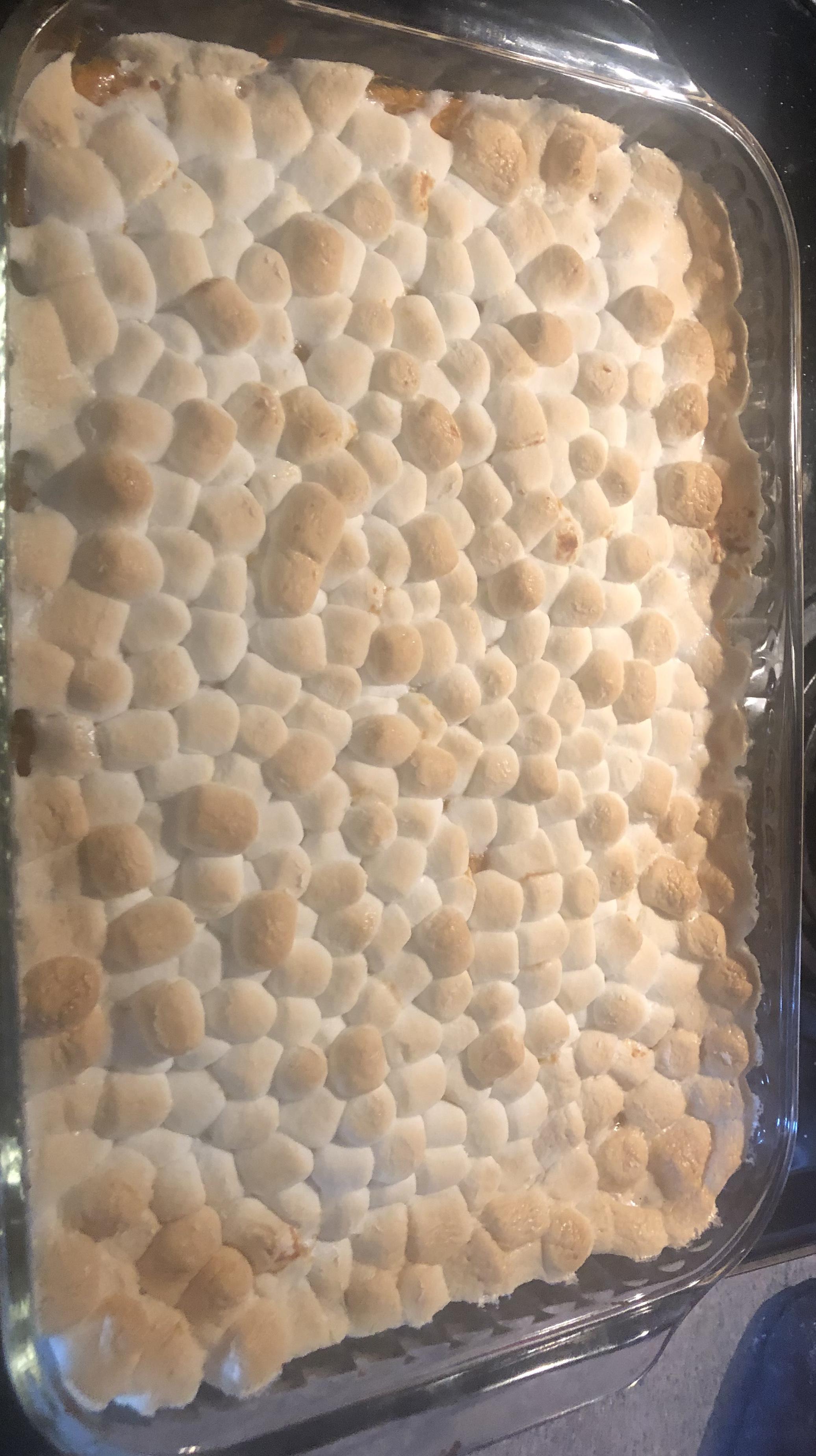 Sweet Potato Casserole II