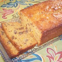 Pecan Sweet Potato Bread Deb C