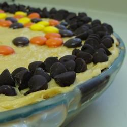 Chocolate Kiss Peanut Butter Pie opalroses