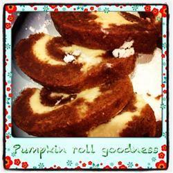Granny Kat's Pumpkin Roll