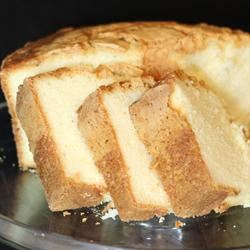 Coconut Sour Cream Pound Cake Paula
