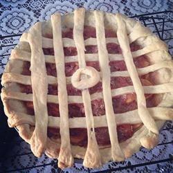Guava Pie Luz Maria Sanchez