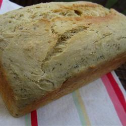 Dill Pickle Bread pomplemousse